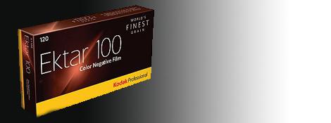 Kodak Ektar 100 120/5er Pack CAT 831 4098z