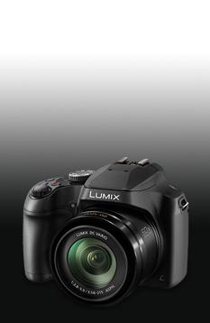 Panasonic Lumix DMC-FZ 82 schwarz DC-FZ82EG-K