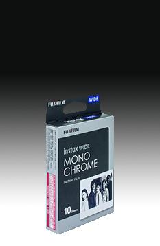 Fujifilm Instax Film wide s/w 1 x 10 Blatt
