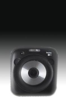 Fujifilm Instax Square SQ10 inkl. Akku